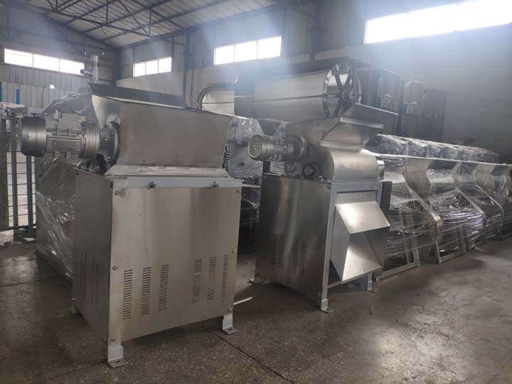 garri processing machines are in stock