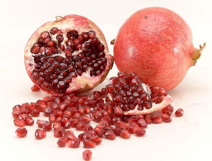 pomegranate for peeling