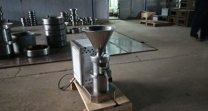 sesame paste processing machine