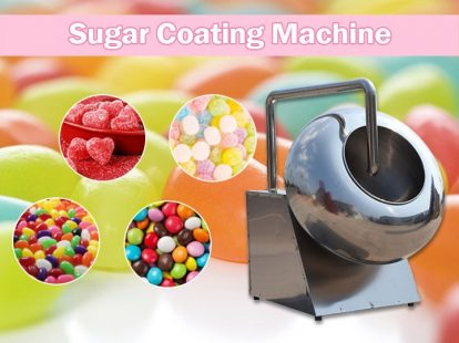 sugar coating machine