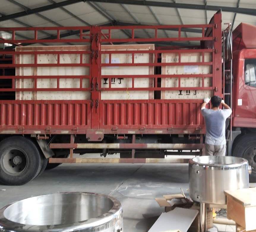 yogurt machines for shipping