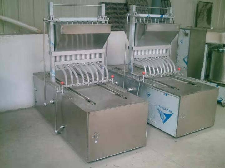 cake filling machine is in stock