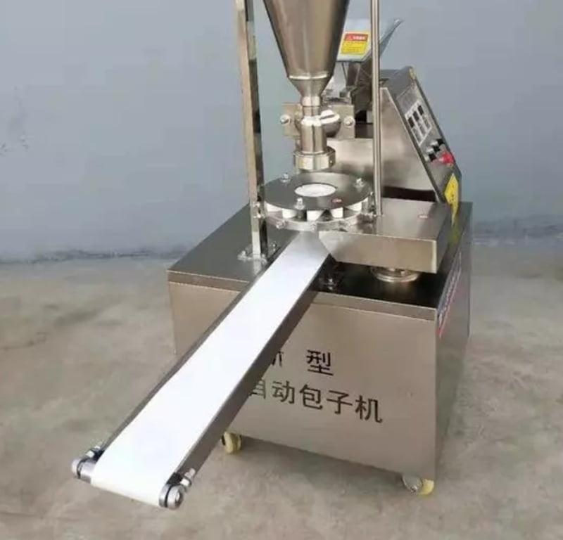 automatic bun machine from Taizy machinery