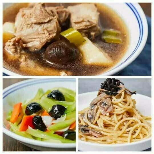 delicious black garlic dishes