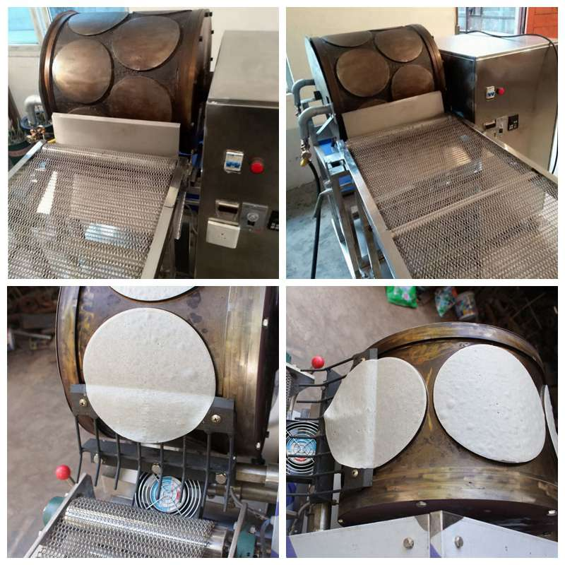 Ethiopia injera maker machine details