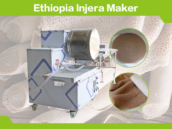 Taizy injera making machine for sale