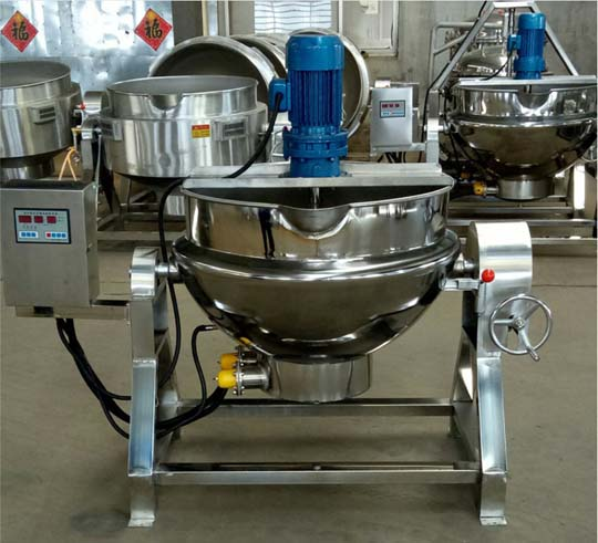 Taizy jacketed kettle for sale