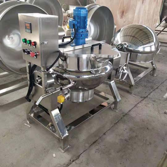 commercial jacketed kettle price