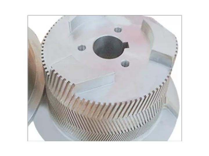 Movable grinding disc