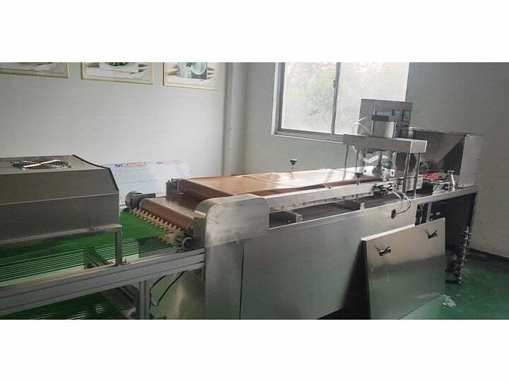 details of tortilla maker machine