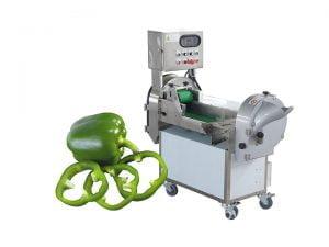 green pepper cutting machine