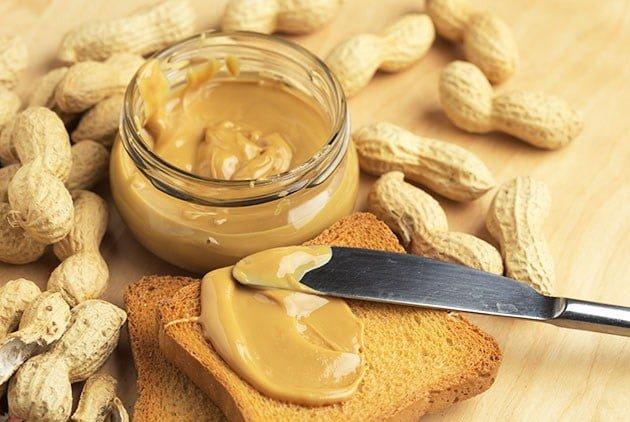 peanut butter applications