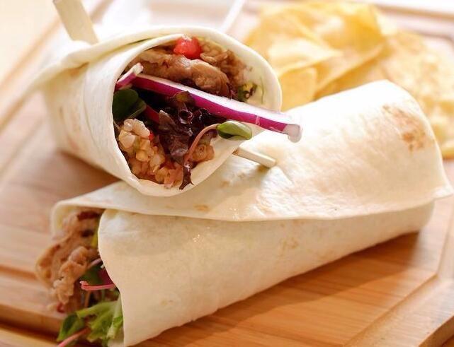 tortilla wraps' application