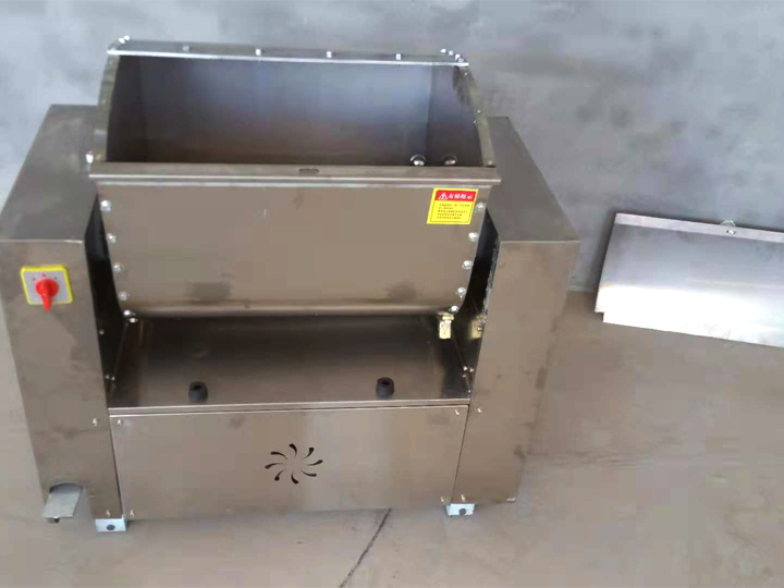 automatic dough kneading machine