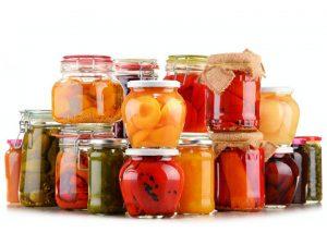 canning jars for sterilization