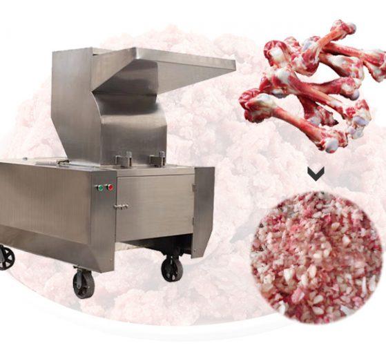 commercial bone grinder crusher machine