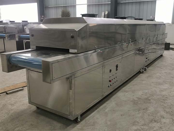 commercial chili paste sterilization machine