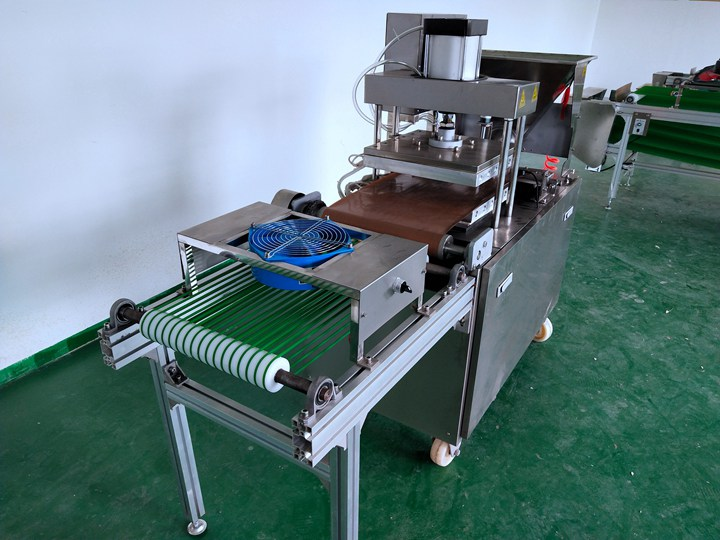 commercial corn tortilla machine for shipping to Mexico