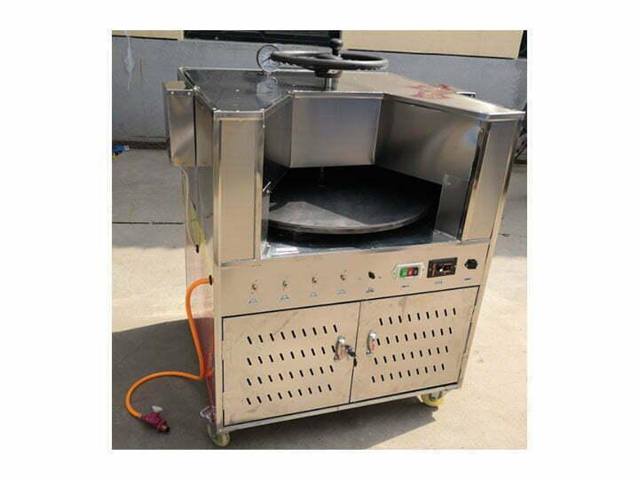 commercial pita bread oven