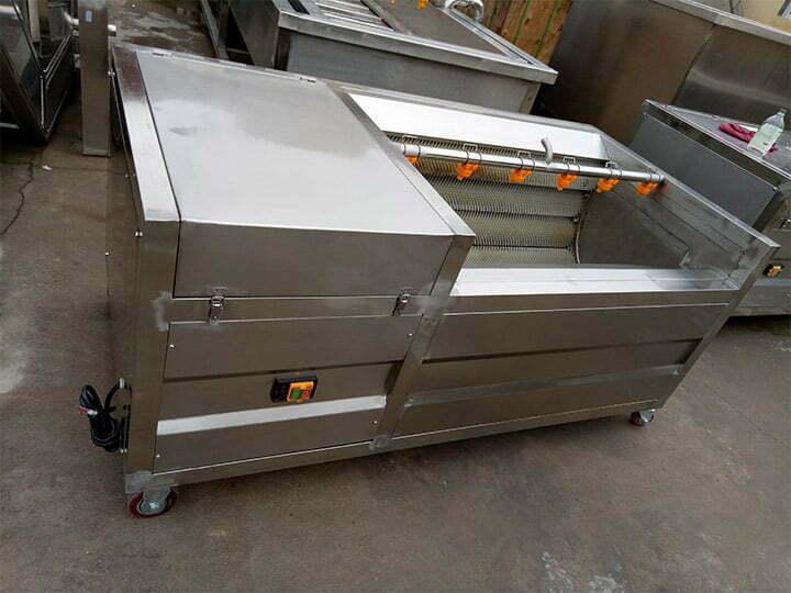 commercial sweet potato peeling machine for sale