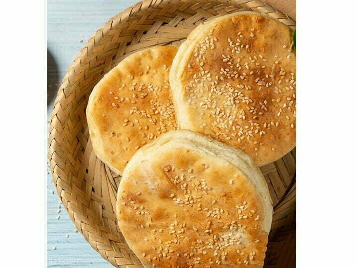crispy pita bread