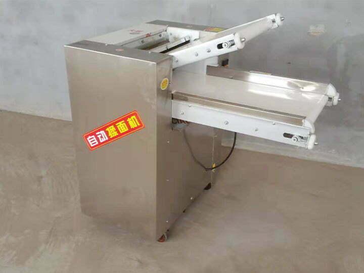 dough sheet press machine