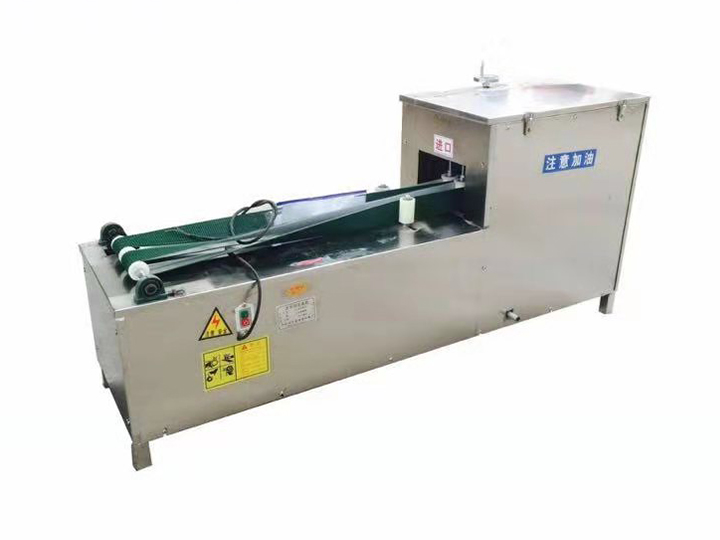 electric fish splitting machine