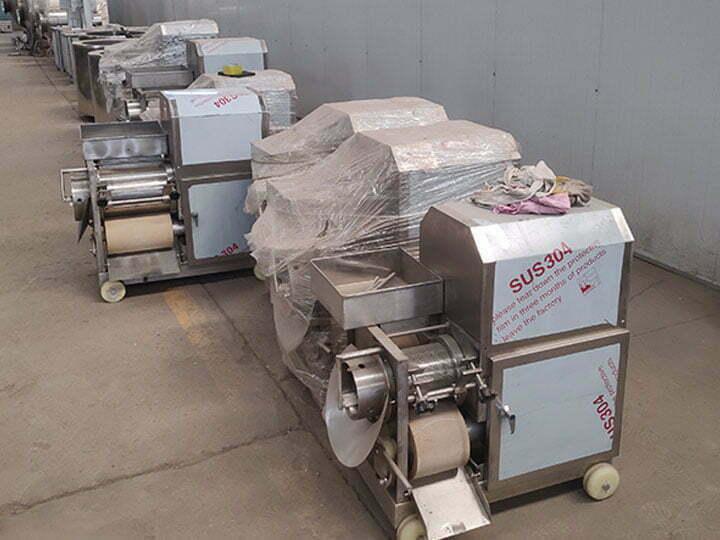 fish deboning machine for sale