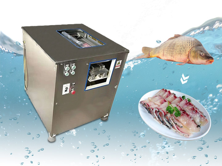 fish fillet slicer machine manufacturer