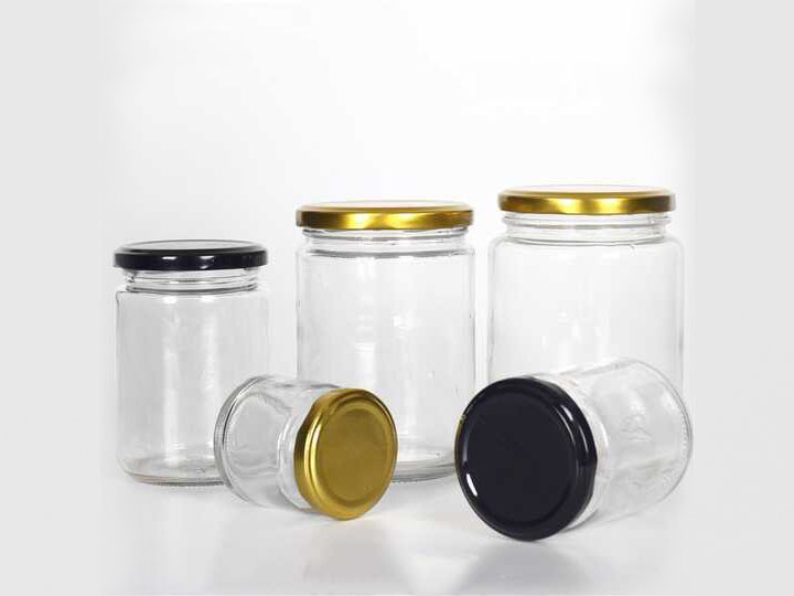 glass bottles cans