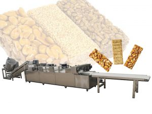 industrial peanut candy production line for sale