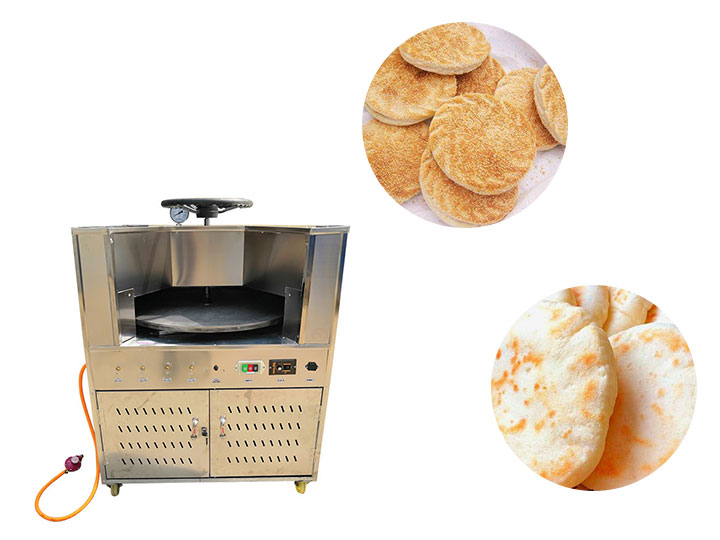 pita bread machine for home