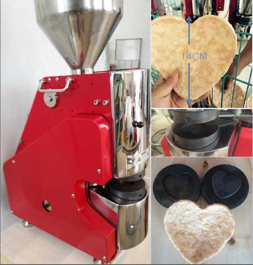 rice cake maker machine features