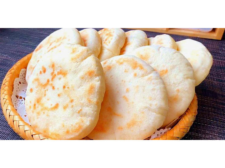 soft pita bread