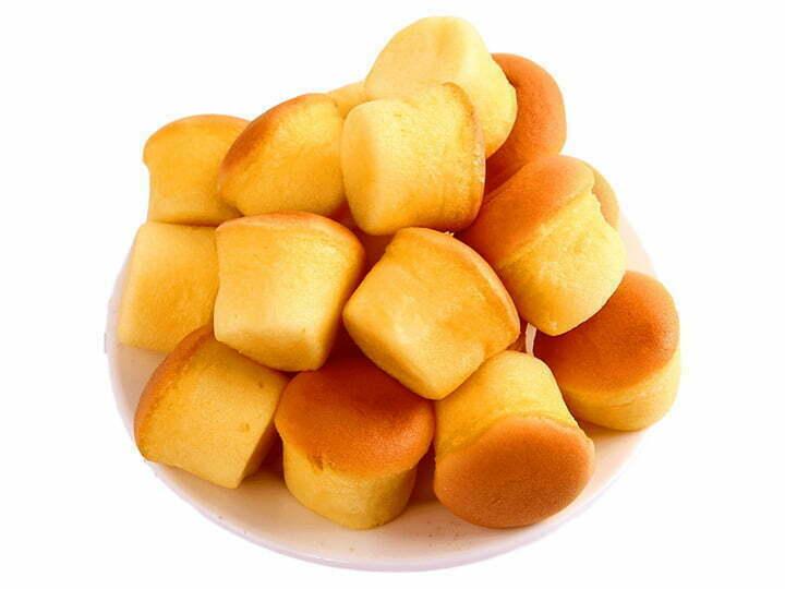 sponge cup cakes