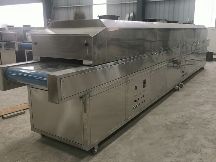 UV sterilization tunnel shipped to the Philippines