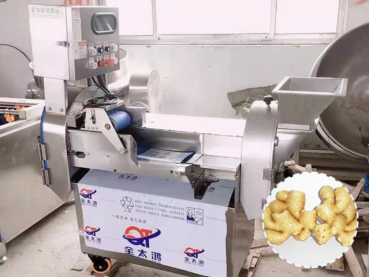 Vegetablecuttingmachine